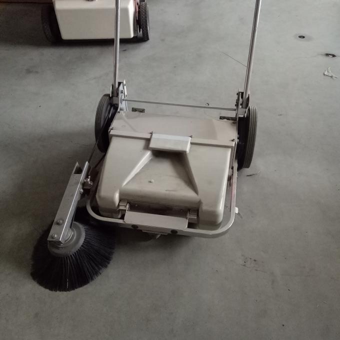 Manual Push Walk Behind Floor Sweeper Floor Sweeping