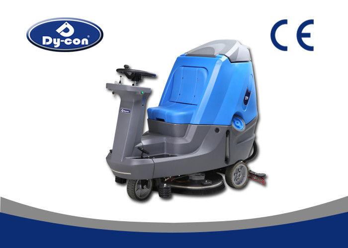 Quality Floor Scrubber Dryer Machine Walk Behind Floor Scrubber