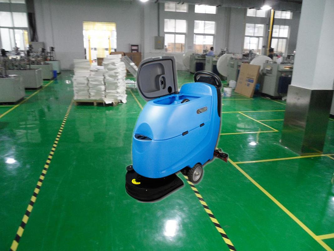 Fs Full Automatic Floor Scrubber Hard Floor Cleaning Machines - Bare floor cleaner machine